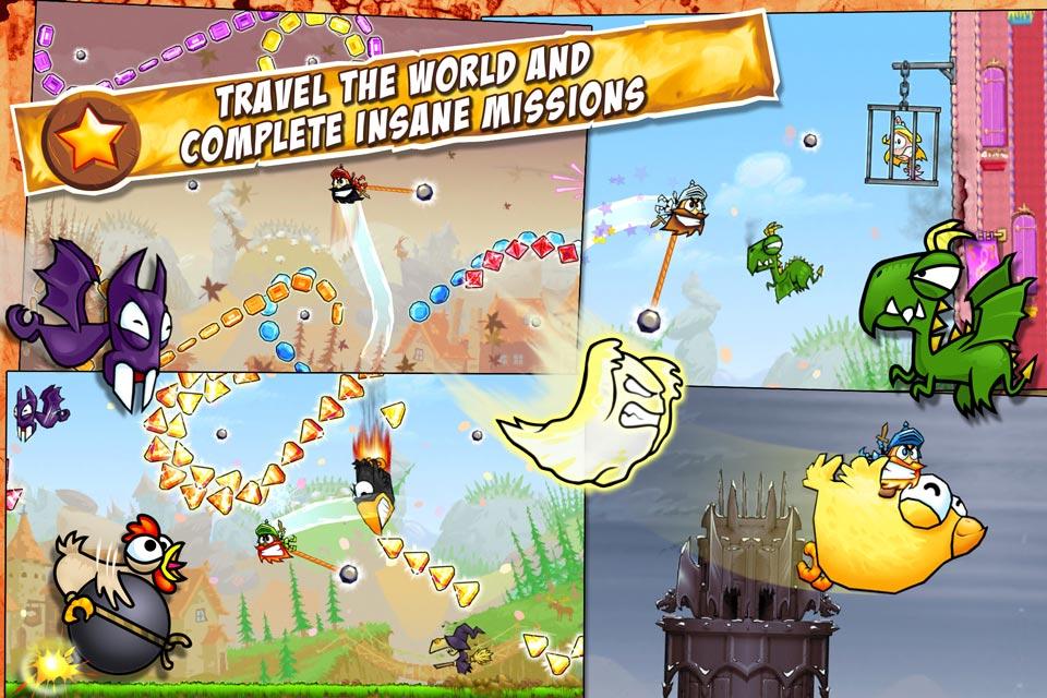 Super Knights iPhone, iPad Screenshot